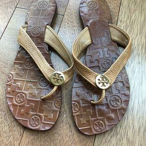 Tory Burch flip flop sandals size 8